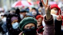 Noi proteste la Minsk: Manifestanții cer demisia lui Alexandr Lukașenko
