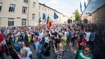 Un nou protest al mișcării ACUM va avea loc în septembrie