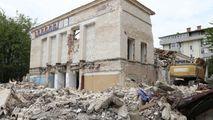 Chirtoacă insistă pe necesitatea demolării cinematografului Gaudeamus