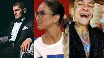 Forbes: Nurmagomedov, Morgenstern și Buzova, cele mai bogate vedete
