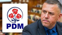 PDM ia apărarea și condamnă reținerea lui Alexandru Pînzari