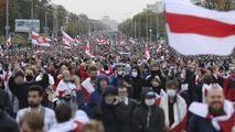 Noi manifestaţii de amploare în Belarus împotriva regimului Lukaşenko