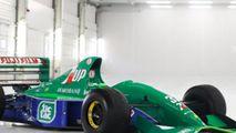 Monopostul în care Schumacher a debutat în Formula 1, scos la vânzare