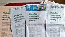 WhatsApp încearcă să stopeze migrarea utilizatorilor cu reclame în ziare