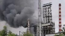 Incendiu la o rafinărie din România: Oamenii, avertizați să stea în casă