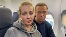 Soția lui Alexei Navalnîi, arestată la Moscova la o manifestaţie