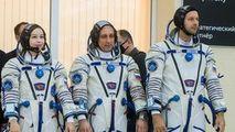 Un echipaj rus va pleca spre ISS pentru a filma primul film în spațiu