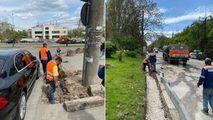 Strada Teilor va fi reabilitată: Proiectului costă peste 2 milioane lei