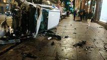 Rusia: Un vitezoman a lovit câteva persoane pe o trecere de pietoni