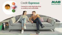MAIB: Ofertă de sărbători - credite în condiții preferențiale Ⓟ