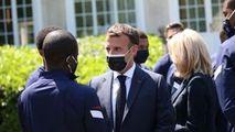 EURO 2020: Macron și-a anunțat favoritul pentru Balonul de Aur