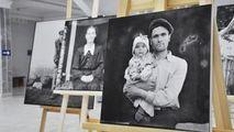 Viața de la sat, prin ochii lui Zaharia Cușnir: Expoziție la Roșietici