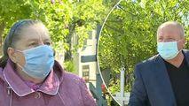 Paștele Blajinilor, în pandemie: Chișinăuienii au dat buzna în cimitire