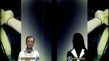 Martor: Le-am văzut pe fetele din Caracal. Erau păzite de un albanez