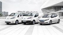 Nissan a atins borna de 250.000 de electrice vândute în Europa