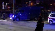 Doi tineri, reținuți pentru presupuse legături cu teroristul din Viena