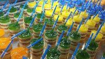 O cofetărie a lansat produse inspirate de vaccinurile anti-COVID