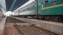 Tragedia în raionul Floreşti: Un tânăr, spulberat de un tren marfar