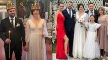 Sora lui Emilian Crețu s-a căsătorit: Cum a arătat în rochia de mireasă