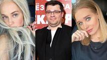 Actorul rus Garik Harlamov are o nouă relație: Este copia fostei soții