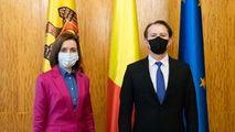Cîţu şi Sandu au discutat despre vaccinarea cetăţenilor din R. Moldova