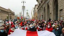 Belarus: Autoritățile spun că au arestat peste 300 de protestatari
