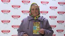Loteria: O bătrână de 72 de ani a câștigat jumătate de milion de lei Ⓟ
