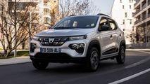 Dacia Spring a înregistrat peste 15.000 de comenzi în Europa