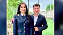 Cântăreaţa Corina Ţepeş, angajată a Administraţiei Penitenciarelor