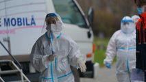 Peste 9.400 de cazuri active în Moldova: Câți pacienți sunt intubați