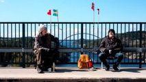 Întâlnire la graniță, soluția găsită de doi gemeni pentru a se vedea