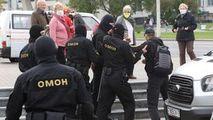 Reporteri fără frontiere: 300 de angajați media, arestați în Belarus