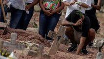 Brazilia: Peste 2.000 de decese de COVID-19, a patra zi consecutiv