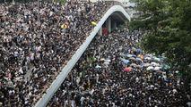 Noi proteste anunţate în Hong Kong, în districtul turistic al oraşului