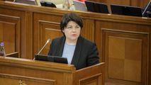 Gavrilița: Gazprom ne-a asigurat că va crește volumul de gaze livrat