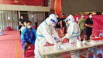 Testare masivă la Beijing: Au fost descoperite câteva cazuri de COVID-19