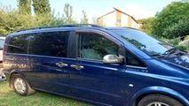 Un moldovean, prins la volanul unui automobil căutat în Cehia