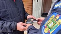 Explicația unui șofer din Moldova prins cu un permis de conducere fals