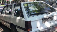 Alarma unei mașini din Odesa sună încontinuu de 8 zile și 8 nopți