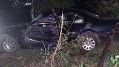 Accident la Botanica: Un BMW a intrat în gard. Șoferul, în reanimare