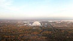 Alcool din mere crescute lângă centrala atomică din Cernobîl, confiscat
