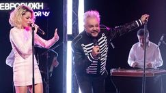 Gordienko și Kirkorov, în premieră cântă împreună Smugleanka