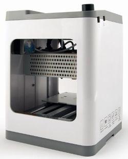 Gemma 3D printer, filament only PLA or PLA+