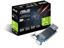 VGA ASUS GT710 1GB GDDR5 Silent Low Profile