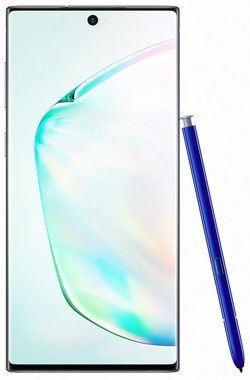 купить Смартфон Samsung N970/256 Galaxy Note10 Aura Silver в Кишинёве