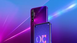 Huawei Nova 5T Purple