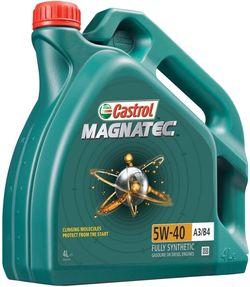 Моторное масло Castrol Magnatec 5W-40 А3/В4 4L