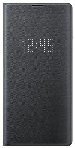 купить Чехол для моб.устройства Samsung EF-NG973 LED View Cover S10 Black в Кишинёве