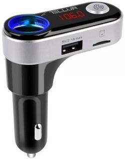 купить MP3 FM модулятор Tellur TLL622011, FMT-B2 в Кишинёве