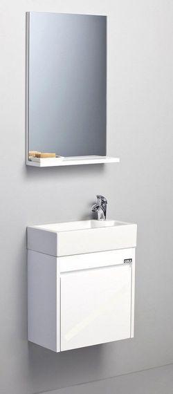 Зеркало для ванной Orka New Yedisu 45 White (06060)